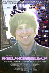 Freelance Giggle-oh - World Premiere of 2nd Thingy Daniel Hutchings @PresentsInc 13 July, Manchester Central Library http://www.greatermanchesterfringe.co.uk (gmfringe) Tags: freelancegiggleoh worldpremiere the2ndthingy danielhutchings manchestercentrallibrary manchester greatermanchesterfringe gmfringe england uk britain stage performance events entertainment what'son actors drama theatre july 2017 lancashire festival variety comedy newwriting absurdist film farce damienmcferran zerobudget poster