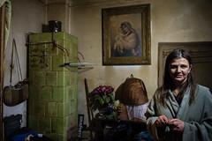 . (Joanna Mrowka) Tags: poland krakow cracow stove life photojournalism portrait bzwbkpressphoto