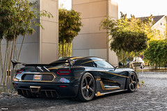 Naraya (darkoos) Tags: koenigsegg agera r rs xs nayara blue carbon supercar hypercar car sport rare beautiful amazing suisse geneve geneva 2017 one 1 milan durkovic photographique canon 70d