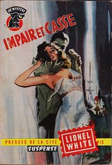 Collection un mystère 443 (Boy de Haas) Tags: vintage paperbacks vintagepaperbacks 1950s fifties french roman criminel