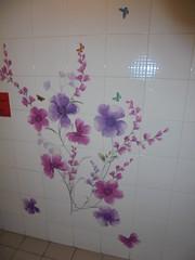 194 (en-ri) Tags: fiori sticker rosa lilla sony sonysti