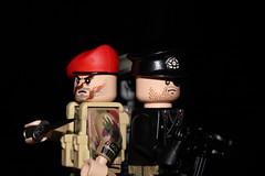 An Unholy Alliance (lego slayer) Tags: zombie lego legos call duty sas nazi german brickmania brickarms citizenbrick