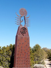 Museum Hill, Santa Fe (honestys_easy) Tags: nm newmexico santafe southwest madrid art history arthistory sculpture