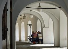 Happy Together (pixel_unikat) Tags: prague praha czechrepublic sit shadow sunny