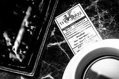 05 The Clarke Hotel (jeanettefellows) Tags: clarke hotel waukesha wisconsin coffee cup drink beverage table bedside