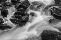 spring runoff, bumpus brook (jtr27) Tags: dsc04127fr01 jtr27 sony alpha nex6 nex emount mirrorless sigma 60mm f28 dna dn sigmaart spring runoff bumpus brook howker ridge trail randolph newhampshire nh newengland blackandwhite bw nb landscape waterfall