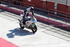 MIQUEL PONS MOTO2 (VAVEL España (www.vavel.com)) Tags: fim cev repsol motociclismo vavel vavelcom moto3 moto2 etc european talent cup circuito albacete test pretemporada mundialito mundial junior
