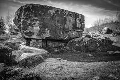 Glacial Erratics (Matts__Pics) Tags: glacier erratics sandstone limestone cavan burren iceage