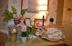BaD April 10 - Easter Decorations