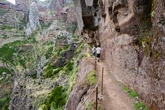 Am Weg vom Pico do Arieiro zum Pico Ruivo (Prefektionist) Tags: madeira portugal pt picodastorres nikon d700 24mmf28d