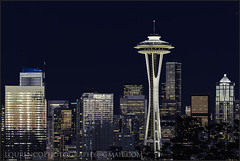 NIGHT VIEWS (LOURENḉO Photography) Tags: seattle
