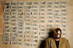 $11,700 Portrait (Studio d'Xavier) Tags: werehere moneycollection the11700portrait thegoldenchild money cash luchador luchalibre 365 april152017 105365