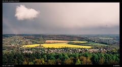 Stormy Skies (Falcdragon) Tags: sonyrx100mk128100mmf1849 sarttilman chu tilff liège belgium landscape light sky clouds