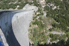 Partenza dalla diga di Fiastra (Roberto Tarantino EXPLORE THE MOUNTAINS!) Tags: lame rosse lamerosse monti sibillini marche canyon montagna nuvole cielo primavera fiastra diga