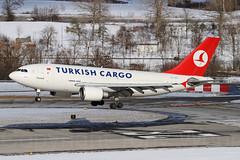 TC-JCV_ZRH_300110_IMG_0713-a2 (Tony.Woof) Tags: tcjcv turkish cargo airbus a310 zurich zrh