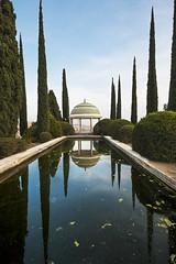 Jardines de la Concepción (JC Padial) Tags: garden mirror mirador jardin
