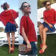 Hoy en el blog/ todas on http://ift.tt/1JzhkQB noches y a por el JUERNES!!! 💪#yaHueleAFinde #minimal #sencillez #calidad #detallesqueenamoran #rojo #massimodutti #instapic #instalike #instagram #instagood #instacool #instablogger #instadaily #insta (elblogdemonica) Tags: ifttt instagram elblogdemonica fashion moda mystyle sportlook springlooks streetstyle trendy tendencias tagsforlike happy looks miestilo modaespañola outfits basicos blogdemoda details detalles shoes zapatos pulseras collar bolso bag pants pantalones shirt camiseta jacket chaqueta hat sombrero