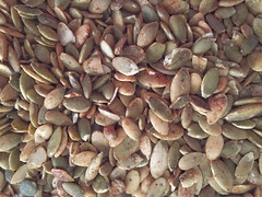 15/52 (yosmama151) Tags: pumpkinseeds pepitas sriracha 52weeks 52weekproject iphone iphone6s iphoneography iphoneographer cellphoneshot mobilephotography food snack seeds