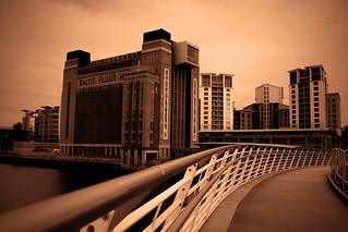 Baltic Flour Mill- Baltic Centre for Contemporary Arts