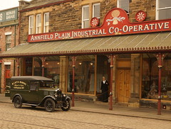 Beamish 1900's town street view. (AlexRobson98) Tags: beamish steam fair 2017 1900s town street view