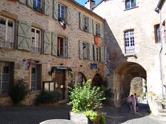 DSC08195 (markgeneva) Tags: tarn france occitanie bastide cordessurciel village