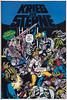Krieg der Sterne / Sammelband / Seite 21 (micky the pixel) Tags: comics comic heft sammelband sf scifi sciencefiction marvel howardchaykin kriegdersterne starwars lukeskywalker film movie adaption