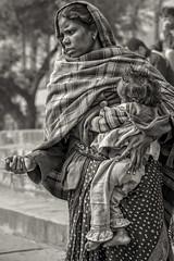 "INDIA8278/ "" hunger and desperation................... (Glenn Losack, M.D.) Tags: india beggars jama masjid portraits photojournalism indiaclips indiasnaps"