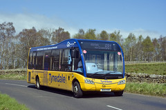 Go North East 670 NK16BXM (Northern156) Tags: nebuses go north east hexham optare solo sr 670 nk16bxm tynedale links northumberland haltwhistle alston park village 681