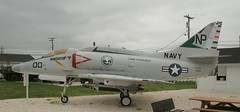154200, Douglas A-4F Army Air Field Museum Millville NJ (kitmasterbloke) Tags: kmiv millville nj usa newjersey aircraft outdoor aviation