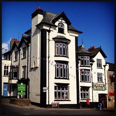 White Hart Hotel (Fotorob) Tags: engeland lowydc horeca hotel sportrecreatiehorecaed anoniem cumbria chaletstijl architecture stijl england architectura architectuur sedbergh