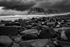 Nice day (Paco Conesa) Tags: 2017 lofoten norland clouds storm sea landscape paco conesa canon beach