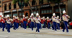 Los Angeles Unified School District - All District High School Honor Band (Prayitno / Thank you for (12 millions +) view) Tags: konomark 2017 tor tournament roses rose parade pasadena ca california lausd la usa hs young teen girl girls black latina blond blonde los angeles unified high school all district honor highschool marching band trumpet day time activity outdoor