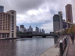 Melbourne (sander_sloots) Tags: melbourne yarra river skyline building skyscrapers wolkenkrabbers southbank