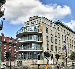 Art Deco Building, Leeds, UK, jcw1967, OPE, Zodiak-8 (1) (jcw1967) Tags: leeds architecture historical artdeco deco buildings uk hdr oloneo ope