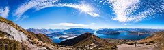 Mt Roy Panoramic (Sean Greenland) Tags: majestic nature mountain peak high height hike scenic