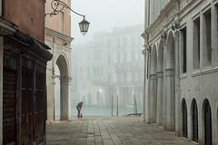 Rialto (S l a w e k) Tags: venice italy veneto fog foggy mist misty rialto market sanpolo sestiere district architecture travel sweeper mood atmosphere