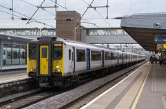 317337 - 1P79 - Peterborough - 29.04.2017 (Tom Watson 70013) Tags: peterborough railway station train class317 final runs 317337 1p79 gn great northern