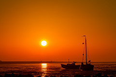 waddeneilanden (vdkchristel) Tags: waddeneilanden nederland reis wadden sea boat water sunset ocean beach ship