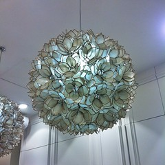 ball of light (Alexey Tyudelekov) Tags: flower lamp ball store petersburg uploaded:by=flickrmobile flickriosapp:filter=nofilter