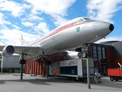 HB-ICC Convair 990 (graham19492000) Tags: museum lucerne transportmuseum aviationmuseum convair990 hbicc lucernetransportmuseum