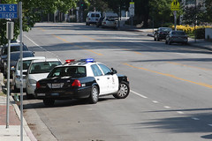 Los Angeles Police (twm1340) Tags: california ca trip family ford losangeles call traffic police visit victoria calif socal stop cal cop vic crown department officer dept interceptor lapd 2013