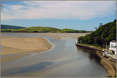 PORTMEIRION (henrhyde (gill) CATCHING UP BEEN AWAY !) Tags: seascape beach wales poem village haiku sony estuary portmeirion theprisoner cloughwilliamsellis