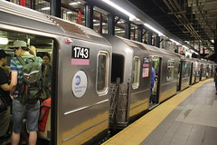 IMG_7823 (GojiMet86) Tags: mta irt nyc new york city subway 1985 r62a 1743 14th street union square