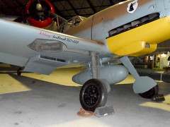 "Messerschmitt Bf109G (7) • <a style=""font-size:0.8em;"" href=""http://www.flickr.com/photos/81723459@N04/9250422310/"" target=""_blank"">View on Flickr</a>"