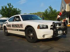 Levittown 2 Fire Co. Deputy 13 (Engine 907) Tags: county car bristol fire pennsylvania chief police deputy company dodge bucks cruiser patrol charger township levittown battalion slicktop