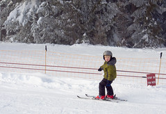 stay in tow path (dolanh) Tags: skiing lucas mthood lessons towrope bunnyslope cooperspurmountainresort cooperspurskiarea