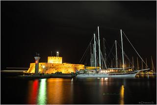 Rhodos, Mandráki harbour-2