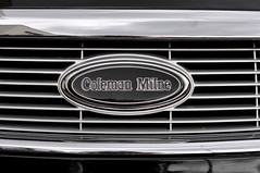 ford logo exterior no front funeral badge streamlined coleman grille elegant reg limousine dorchester upon based milne fcm fitted coachbuilt po60