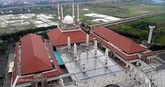 Masjid Agung Jawa Tengah Semarang (Andhika Billie Saputra) Tags: landscape islam mosque masjid ibadah moeslim flickrandroidapp:filter=none