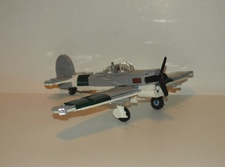 Hawker Typhoon (early-mid production)